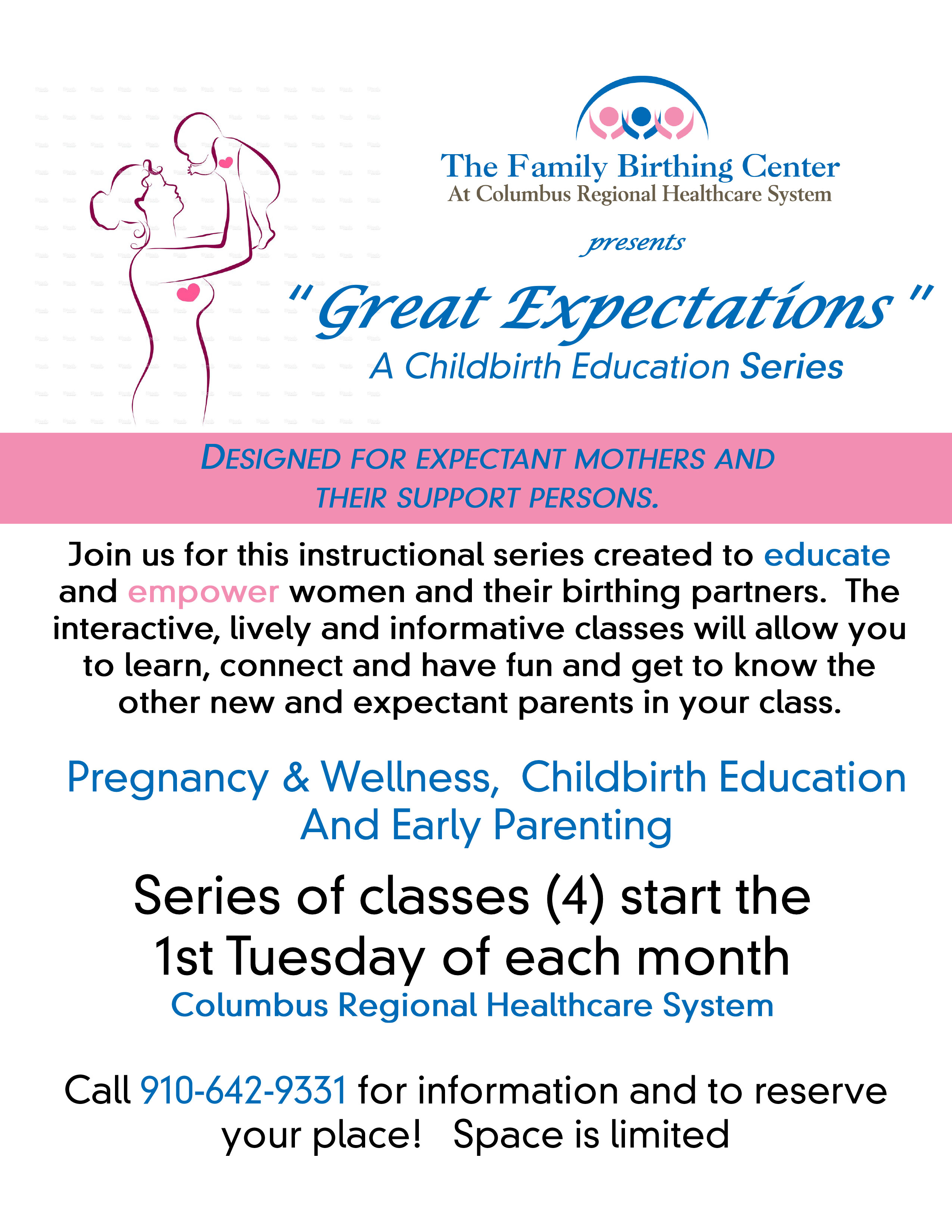 2016 Childbirth Education | April Class